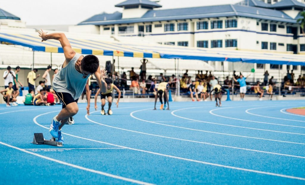 Chase These 6 Health Benefits of Sprinting